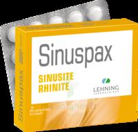 Lehning Sinuspax Comprimés à Croquer 3plq/20