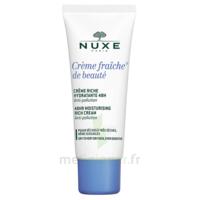 Crème fraiche® de beauté - crème riche hydratante 48h et anti-pollution30ml à Saint-Maximim