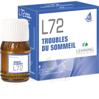 Lehning L72 Solution Buvable En Gouttes 1fl/30ml à Saint-Maximim