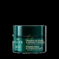 Nuxe Bio Masque Détoxifiant Eclat 50ml à Saint-Maximim