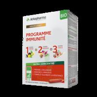 Arkofluides Bio Ultraextract Coffret Programme Immunité 3X10 ampoules/10ml à Saint-Maximim