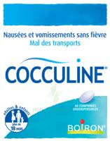 Boiron Cocculine Comprimés Orodispersibles B/40 à Saint-Maximim