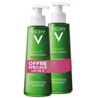 Vichy Normaderm Phytosolution Gel purifiant intense 2Fl pompe/400ml à Saint-Maximim