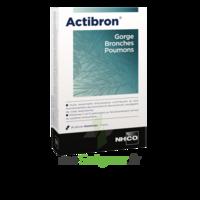 NHCO Inspira Actibron Gorge – Bronches – Poumons Gélules B/28 à Saint-Maximim